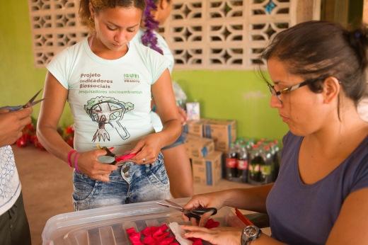 Projeto Indicadores de Sustentabilidade. Foto: Rafael Araújo