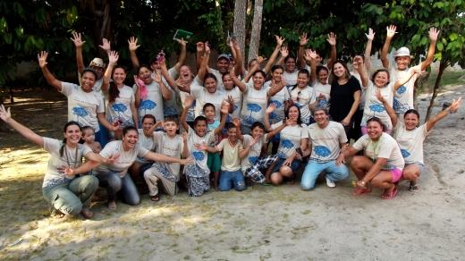 Moradores da Comunidade Candeua, em Curuçá, decidem participar de atividades Ecoturismo de Base Comunitária