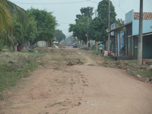 Sem regularização fundiária, população fica sem acesso a saneamento e outros direitos sociais (Foto: Arquivo Peabiru)