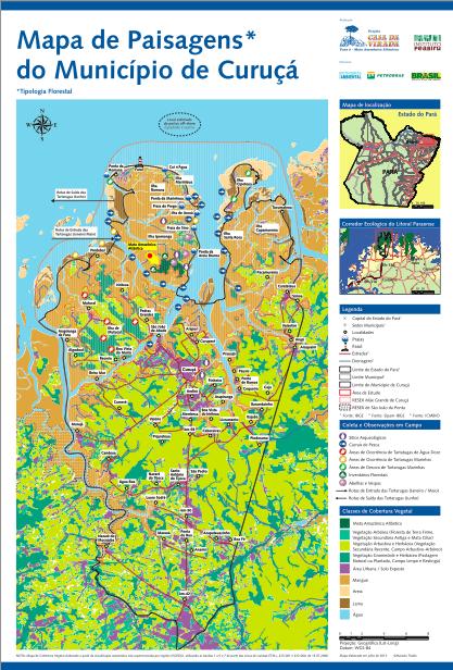Imagem mapa curuçá