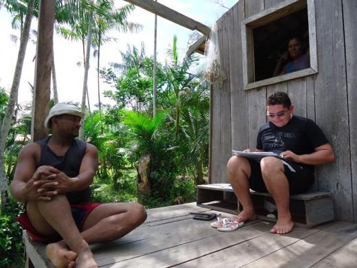 Aplicação de pesquisa servirá de base para levantamento socioeconômico de cinco assentamentos no arquipélago do Marajó