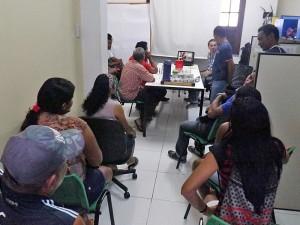 Reunião serviu para apresentar projetos que estão em andamento ou em desenvolvimento