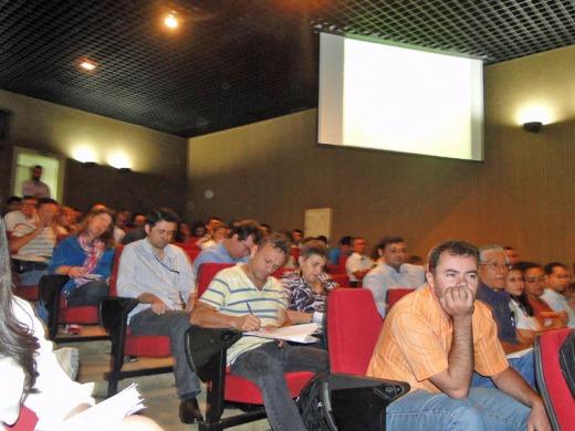 Audiência contou com a presença de mais de 80 pessoas, entre representantes da sociedade civil e órgãos públicos