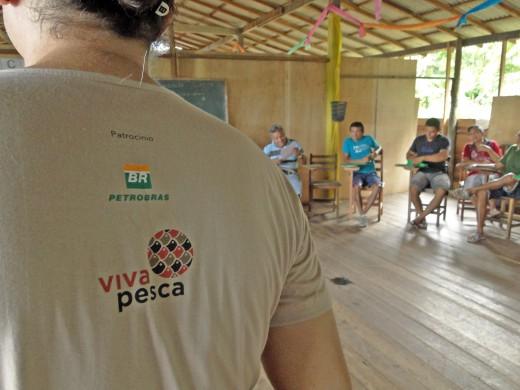 Oficinas de DRPs acontecem de 02 a 11 de junho no Rio Canaticu