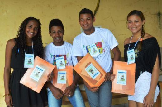 Integrantes da banda Paradise, em Roraima, resolveram usar a arte para atrair adolescentes e debater direitos.