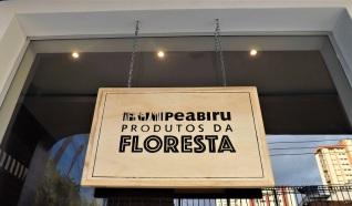 Lojinha Peabiru Produtos da Floresta | Foto: Dalissa Cabral